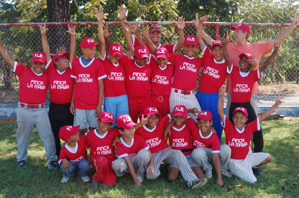Baseball Finca La Maya 2010