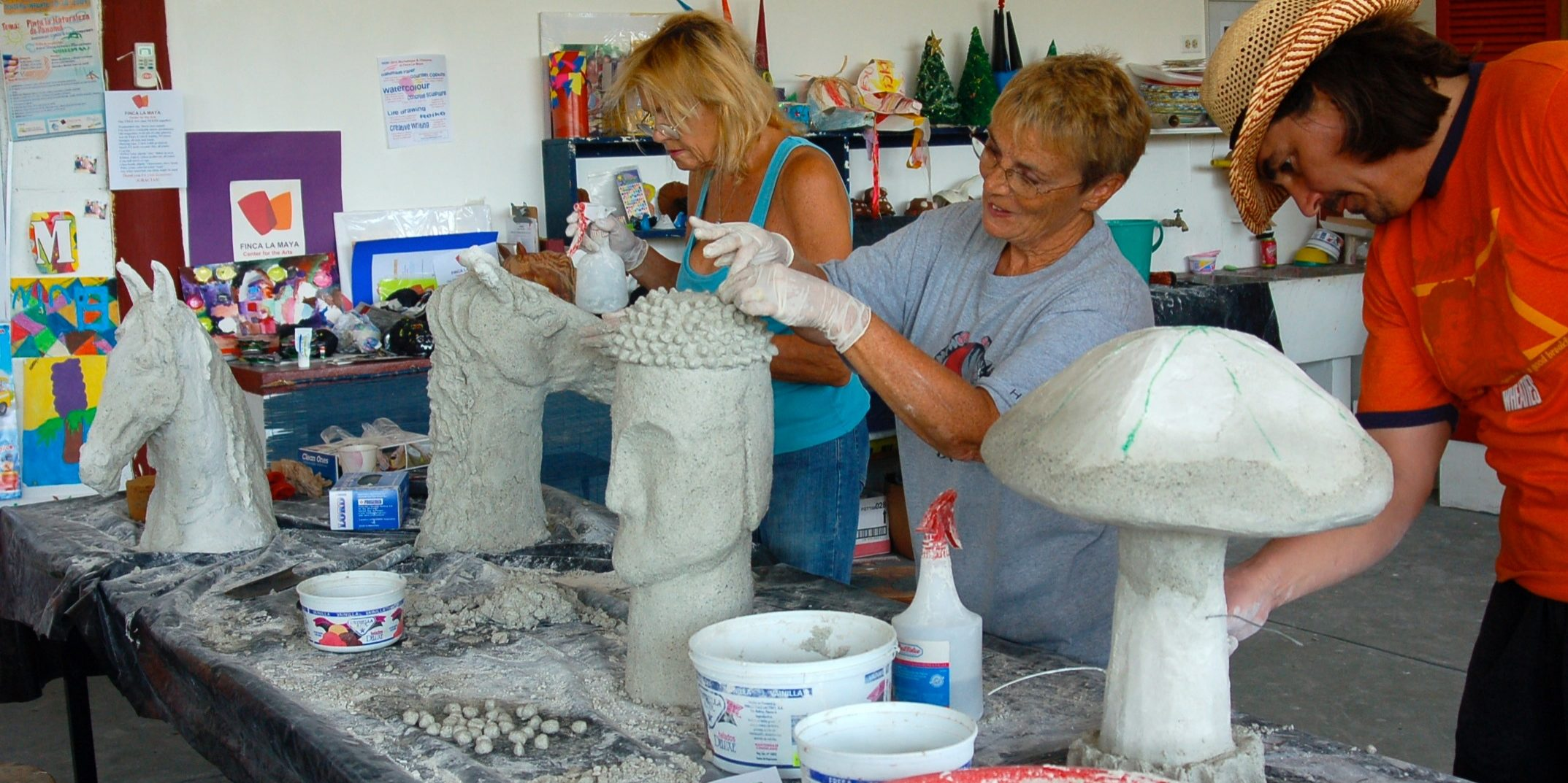 Cement Sculptors